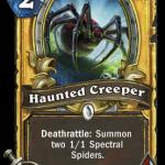 【ハースストーン】なんで「蜘蛛」が「獣」なんだよ!!→「●●が獣なのもおかしい ドラゴンにしろ!」