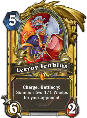 LeeroyJenkins