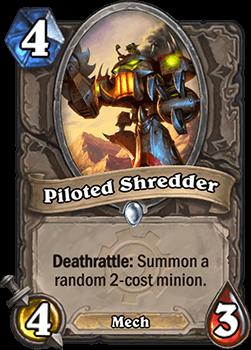 PilotedShredder
