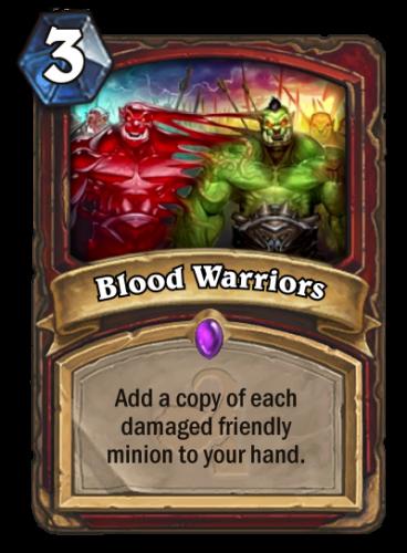 Blood-Worriors