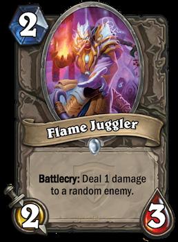 火炎ジャグラー
